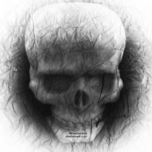 Paper-Skull